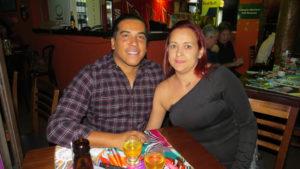 Samuel Campos e Priscila Lima<br>