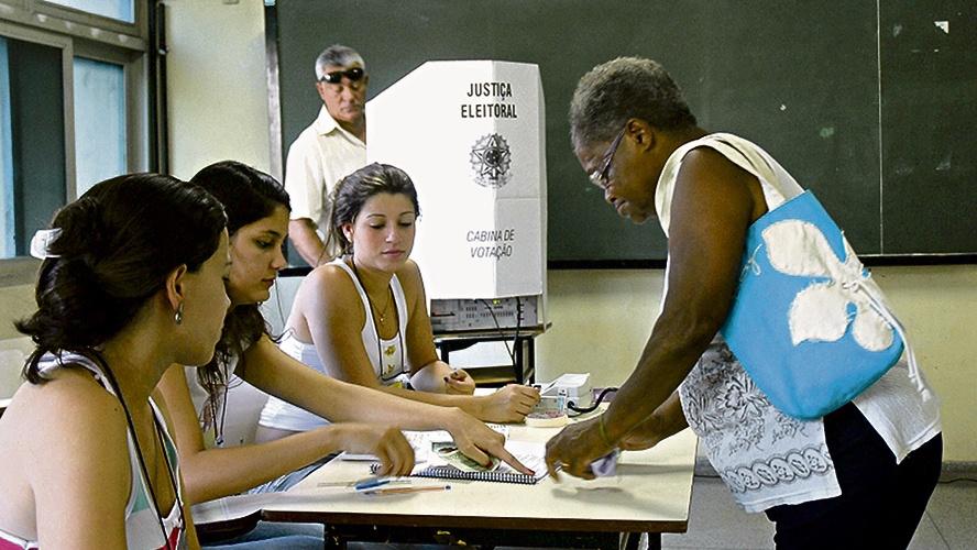 Mesários começam a ser convocados para eleições - Tribuna de Ituverava