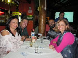 Laerte Perez/Eloisa, Benê Costa/Edna