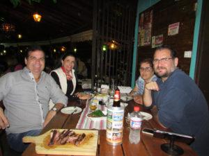 Fernando Bernardini/Renata, Beto Trigo/Adriana