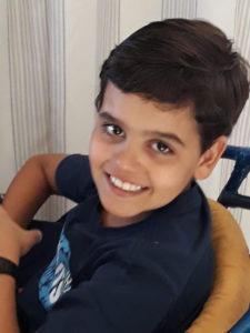 Joaquim Completou 10 anos, dia 28 de agosto, Joaquim Henrique Ribeiro. Ele recebe os parabéns dos pais, os empresários Mauro César Henrique Ribeiro e Viviane Pereira de Sousa Rocha, dos irmãos, familiares e amigos