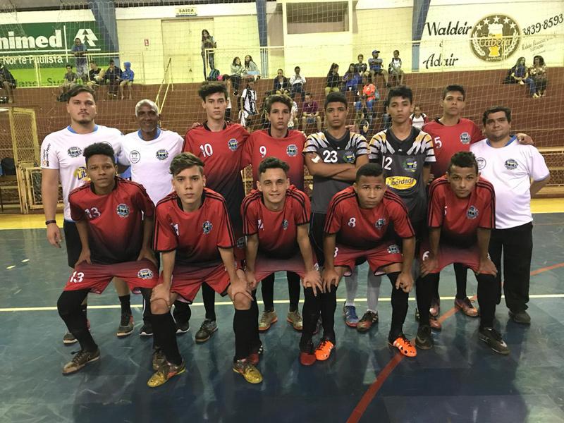 04c35b5560 Futsal Masculino de Ituverava é campeão na fase sub-regional dos ...