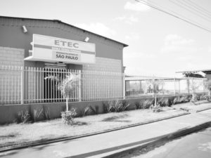 Local: etec de ituverava Rua Omaguás, 810 Seções nº 93 e (99 nova) Aptos a votar: 437