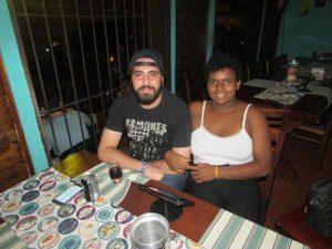 Igor de Souza Nogueira e Aline Martins