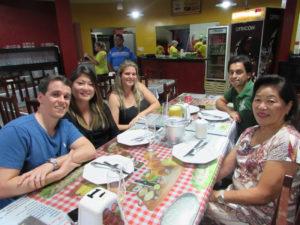 Rômulo Cavalcante/Érica Mini,  Genildo  Cavalcante/Aline Sampaio, e Rosa Mini <br>