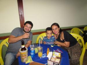 Anderson Campos/Ana Paula Campos e Yuri Campos<br>