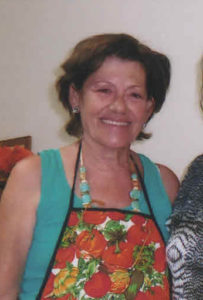 Madalena Mota Faleceu dia 8 de agosto, aos 67 anos, a funcionária pública estadual aposentada Madalena Mota, filha de Claudomiro Moreira Mota e Alice Rabatone Motta. E ela deixa o irmão Clodomiro Tadeu Motta, que é empresário, casado com Fátima Bernardes Bueno Motta e os sobrinhos Renato Tadeu Bueno Motta e Laura de Fátima Bueno Motta.