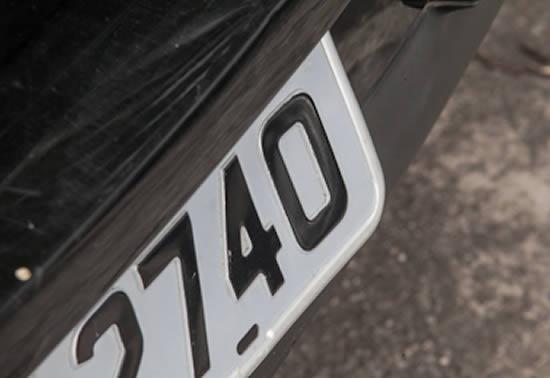 Veículos com placa final 0 devem ser licenciados até final do mês de  dezembro - Tribuna de Ituverava