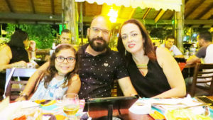 Márcio Lima Oliveira/Giovanna e a filha Clara<br>