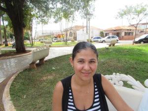 """""""Na minha opinião, a relação das eleições com as fake news, os mais afetados com as notícias serão os mais velhos que acreditam em tudo que lhes contam, pois os jovens são mais ativos nesta questão. Espero que todos procurem meios para checar a veracidade dos fatos"""" . Raquel Cristina Melo Campos, 34 anos, professora"""