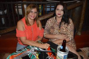 Elizete Fidelis Rezende e Josiane Oliveira