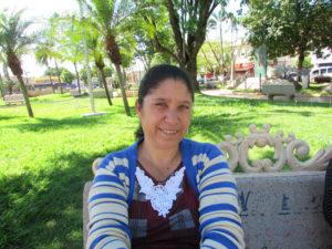 """""""Sempre que posso pratico atividades físicas, que é bom para distrair a cabeça e cuidar do corpo. Além de prevenir doenças que podem afetar gravemente nossa saúde, é muito importante nos exercitar, nem que seja meia hora  por dia"""". Elaine Ferreira, 45 anos, do lar"""