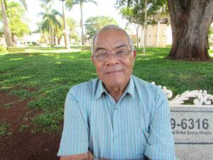 """""""Com certa idade a gente aprende que se cuidar melhor, é essencial para podermos viver bem e com saúde. Por isso, sempre prático caminhada, pois faz bem para o corpo e mente. Recomendo aos que são sedentários tentar essa prática esportiva"""". José Custódio Martins Neto, 76 anos, motorista"""