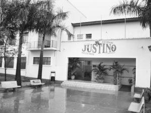 Local: Escola Cap. Antonio             Justino Falleiros Rua Cap. Antonio Justino Falleiros - Centro Seções nº 06, 07, 08, 09, 10, 11, 12, 13, 14, 15 e 51  Aptos a votar: 3.484