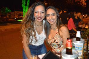 Isabela Rocha e a irmã Ianca Rocha