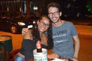 Vandré Davi e Maria Regina Ferreira dos Santos
