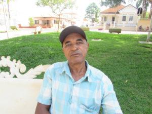 """""""Sem o Estatuto do Idoso não teríamos condições de ter uma vida digna, com prioridades e segurança. Torço para que as leis evoluam cada vez mais para proteger as futuras gerações"""".  Geraldo Leonardo de Oliveira, 68 anos, aposentado"""