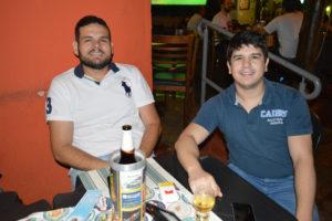 Fernão Sandoval e Bruno Oliveira