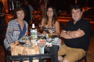 Etelvina Barros, Gilmar Machado/Cláudia