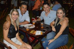 Douglas Elias/Cíntia Silveira e Cleyton Manoel/Camila Hypólito