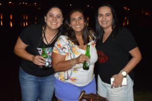 Fernanda Pimentel, Cláudia Regis e Jordana Foroni