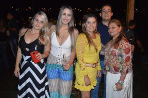 Diego Leite Santana/Inara, a sogra Letícia  Viana, Cristiane Maris e Larissa Garcia