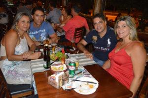 Luciano Oliveira/Josiane de Cássia, Fernando Prata/Priscila Barbosa