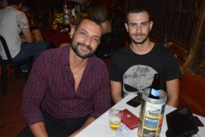 Marcelo Rodrigues e Alexandre Soares