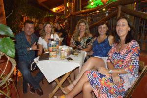 Marcos Antônio/Valéria Garcia, Renata Lima, Sandra Valéria e Mara Pinheiro