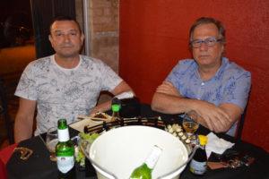 Vanderlei Gimenes de Matos e Walter Gama Terra Júnior