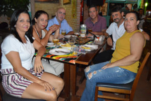 – Laerte Peres/ Eloisa, Denilson Neves/Tânia Neves, Marçal AdvínculaJuazeiro/Renata