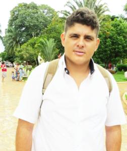 """""""Hoje, o que me deixa mais feliz em Ituverava, é que se comparamos há anos atrás, ela tem se tornado um local mais seguro e tranquilo para se viver, principalmente após o fechamento da Cadeia Pública"""". Fábio de Araújo Bezerra, 30 anos, consultor de vendas<br>"""