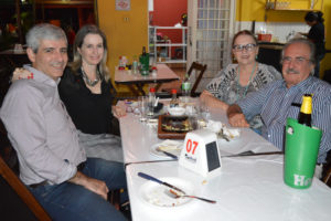 Ulisses Ribeiro dos Santos/Darcy, Manoel Porto/Luciana
