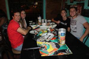 Luciano Luz Morgan de Aguiar/Roberta e os filhos Luciano e Thiago