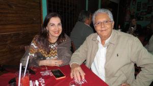 Dr. Antônio Sérgio Cardosos Telles/Viviane<br>