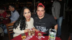João Marcelo Gumiero e Gisele Lopes<br>