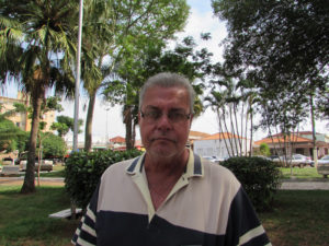 """""""Acredito que o Procon seja uma grande ferramenta em defesa do consumidor. Ele é eficaz, caso a pessoa precise de suporte, e atende suas necessidades, sempre em prol do bom atendimento e da segurança, contra os riscos no fornecimento do produto"""". Adilson Andreoli,  55 anos – motorista"""