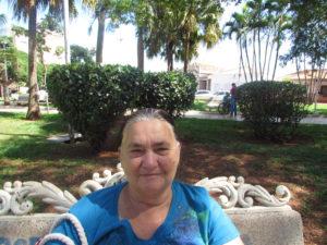 """""""A depressão é ocasionada por inúmeros fatores silenciosos, e pode atingir todos nós. A realidade é que, somos seres humanos, que vivemos acelerados na nossa rotina e esquecemos de apreciar nossas verdadeiras emoções"""".  Silva de Oliveira Araújo, 64 anos, do lar"""