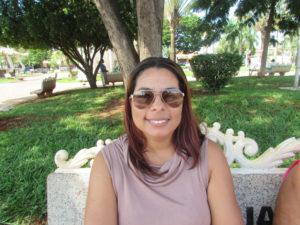 """""""As leis em defesa do idoso são importantes, mas, infelizmente, nem todas estão em vigor. Às vezes, uma ferramenta que seria importante fica só no papel e não acontece e, isso, com certeza, é a grande falha do Estatuto"""". Célia Martins, 40 anos, diarista"""