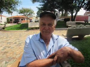 """""""O Estatuto do Idoso é muito importante para todos nós. Fico muito feliz por esses 15 anos de sucesso, defendendo nossos direitos e sempre prezando pelo bem-estar e pela vida de todos nós, que estamos nesta fase da vida"""". Irineu José Rodrigues, aposentado, 64 anos"""