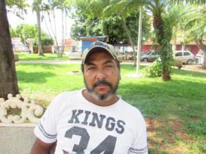 """""""Com certeza o Estatuto do Idoso é importante não só para os idosos, mas até mesmo para quem vai envelhecer, pois é uma segurança enorme saber que existem leis que estarão a nosso favor quando precisarmos"""". Paulo Marcos da Silva, 43 anos, serviços gerais"""