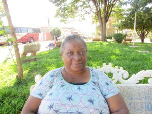 """""""Percebo que quem não pratica atividade física, como eu, pode sofrer grandes prejuízos na saúde. O sedentarismo é uma doença, e as pessoas se acomodam e esquecem de cuidar do próprio corpo e da mente"""".  Ana Maria Elia Martins do Santos, 60 anos, do lar"""