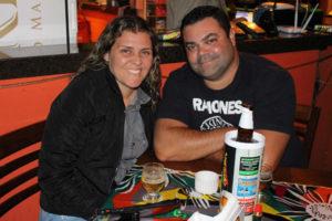 Ricardo Brow/Ana Paula Vieira
