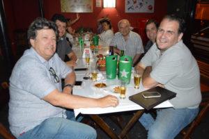 Silvério Pimenta Lima, Celso Barbosa Lima,  Antônio Sérgio de Quadros Barbosa,  Fernando Bernardini Filho e Beto Trigo