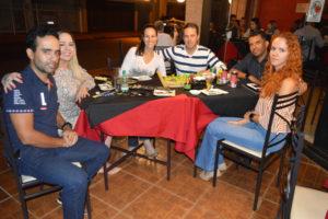 Flávio Cardoso Pereira/Carolina Guerra, Ricardo Trajano e  a noiva Sofia Mauad e Guilherme Dias /Carolina Fonseca