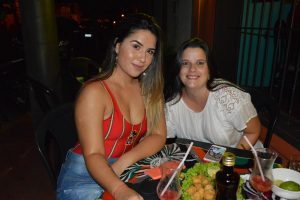 Beatriz Pesti e Talita Helena