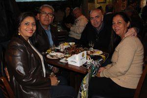 Wellington Neres/Rita Pires, Denilson Luiz Neves/Tânia