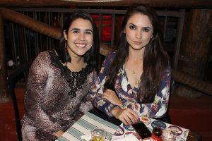 Mariele Araújo e Mariane Cardoso