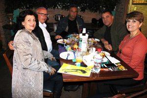 Renato Galdiano/Valdete, Itamar  Francisco, Donizete Aparecido e Vânia Aparecida Ilades