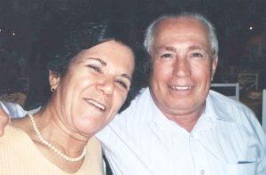 Lilian e Gersino Dia 5 de setembro, comemoram 49 nos de casados, Bodas de Heliotrópio, a professora e  ex-vereadora, Lilian Nauyta Vidal Pistori e o contador Gercino Pistori. Eles recebem  os parabéns  dos familiares e amigos